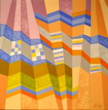 Lyubomir Karadeh, Autumn wave, 2016