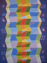 Lyubomir Karadeh, Waves II, 2016