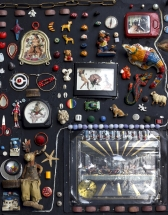 Rouscho Tihov_Assemblage-art_2