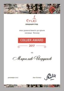 Collier-Award_Miroslav-Yordanov